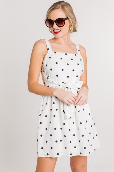 Sweetest Dots Dress