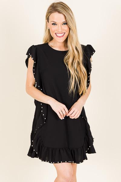 Bali Dress, Black