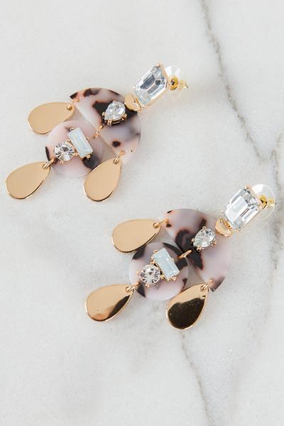 Argo Crystal Earring
