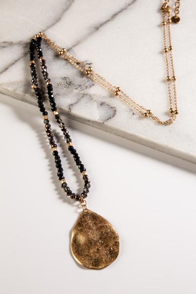 Cry Pretty Necklace