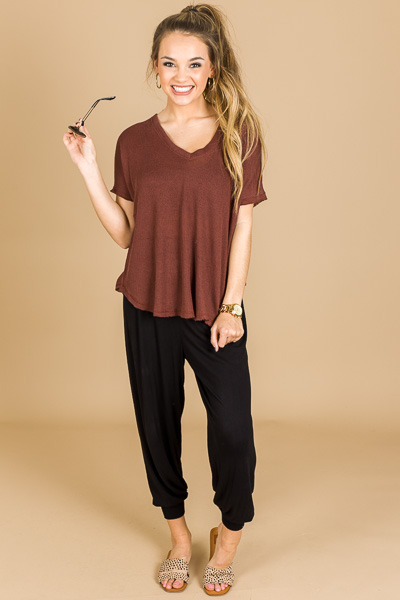 Simple Thermal Tee, Spice