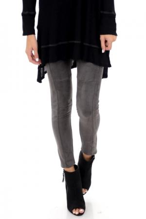 Skylar Leggings, Charcoal