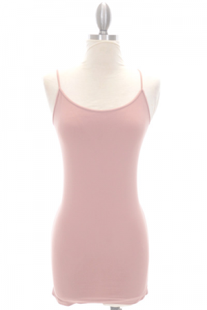 Famous Cami, Dusty Rose