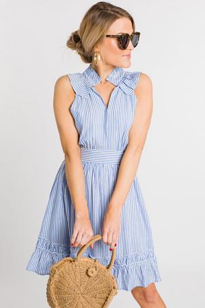 Chloe Collar Dress