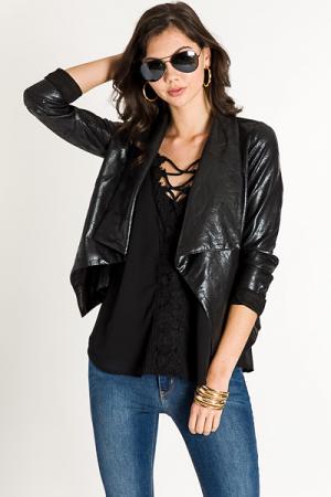 Rock Me Leather Jacket