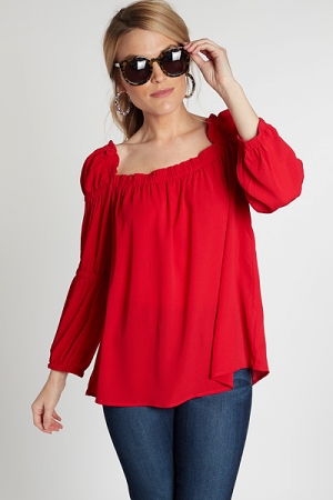 Sweet & Spicy Blouse