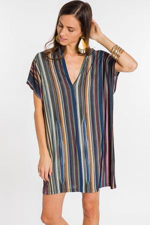 Classic Karlie Dress, Jewel Str