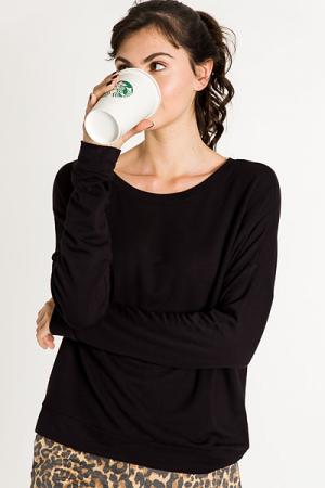 Lighter Sweatshirt, Black